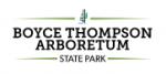 Boyce Thompson State Park