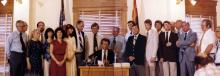 Groundwater Management Act 1980 - Signing